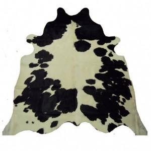 Kravská kůže - černobílá