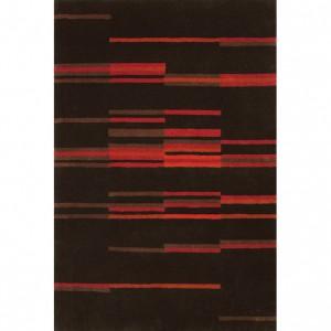 Koberec Fading - červené tóny