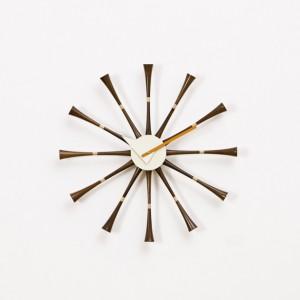 Nástěnné hodiny Spindle