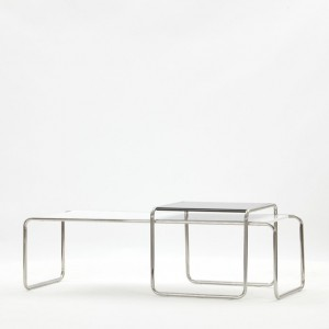 Konferenční stolek Laccio - Marcel Breuer