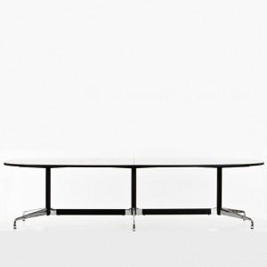 Jednací stůl bílý