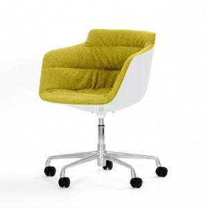Židle Plush Shell
