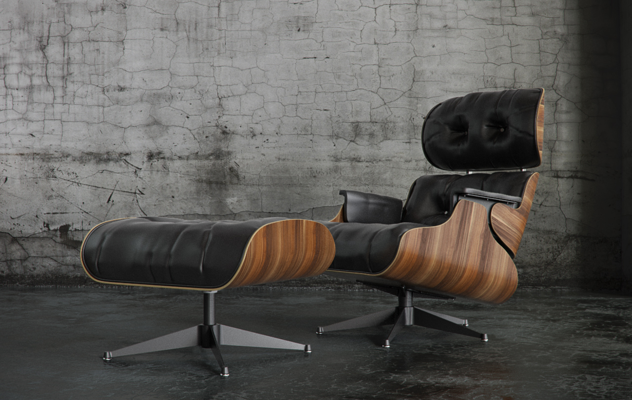 Lounge Chair - křeslo Lounge