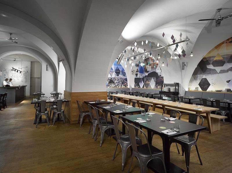Interiér Brasileiro - designové židle